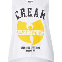 Wu Tang Vest By And Finally - New In This Week - New In - Topshop USA