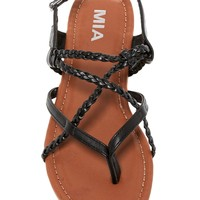 MIA | Dannie Braided Thong Sandal | Nordstrom Rack