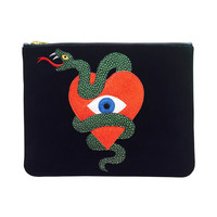 Serpent Heart Clutch