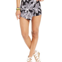 Say What? Juniors' Printed Skort
