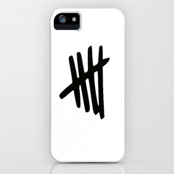 5 Seconds of Summer- logo iPhone & iPod Case by mysteryxmeow