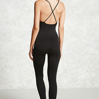 Stretch Knit Jumpsuit