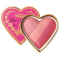 Too Faced Sweethearts Perfect Flush Blush Something About Berry for Women, 0.19 Ounce