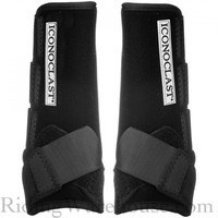 Iconoclast Hind Orthopedic Support Horse Boots