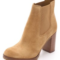 Stafford Suede Booties