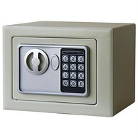 Stalwart Electronic Deluxe Digital Steel Safe