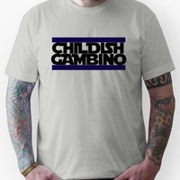 Childish Gambino Logo Unisex T-Shirt