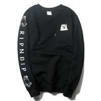 Pullover Winter Men Print Hoodies [10351478215]