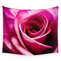 Society6 Rose Wall Tapestry