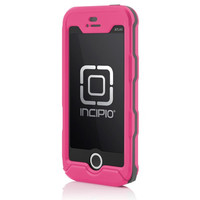 The Hot Pink Incipio ATLAS ID™ (Domestic US) Ultra Rugged Waterproof Case for iPhone 5s