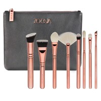 ZOEVA Rose Golden Luxury Brush Set Vol 3 | Makeup Brushes