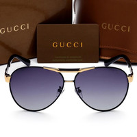 GUCCI fashion Polarized men women sunglasses with stylish sunglasses best gifts H-YJ-LHSTCYJC
