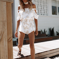 Capri Playsuit - Playsuits by Sabo Skirt