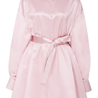 Ravello Satin Dress | Moda Operandi
