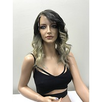 Blond Lace Front Wig - Sofia