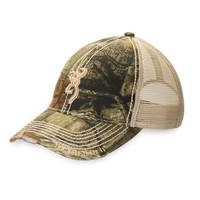Browning Bozeman Mesh Back Camo Hat - Mossy Oak Break-Up Infinity