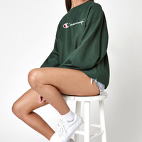 Champion x PacSun Reverse Weave Crew Neck Sweatshirt at PacSun.com