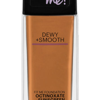 Maybelline Fit Me Dewy + Smooth Foundation | Ulta Beauty