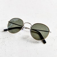 Dyllon Metal Round Sunglasses | Urban Outfitters