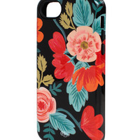 Rifle Paper Co. Russian Rose iPhone 5c Case - Inlay