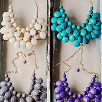 The Perfect Bubble Necklace