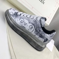 Alexander Mcqueen Oversized Sneakers With Air Cushion Sole Reference #6 - Best Online Sale