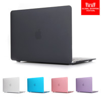 Matte Frosted Case Cover Sleeve for MacBook Air 11 A1465/ air 13 inch