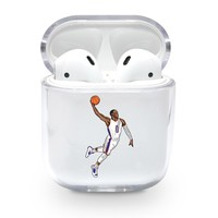 Thunder Russell Westbrook Airpods Case