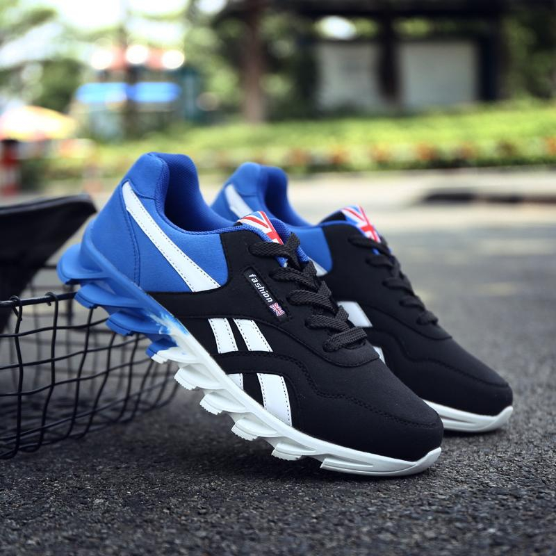 Image of New Light Running Shoes High Quality Outdoor Sports Athletic Shoes For Sneakers Breathable Outdoor Sports Shoes