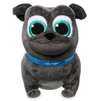 Licensed cool Disney Junior Puppy Dog Pals BINGO Small Plush Dog Authentic Disney Store 2017