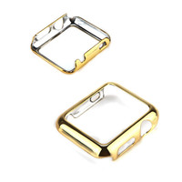 Ultra-Slim Thin Metal Guard Frame Bumper Protective Case Cover Shell For Smart Watch iWatch Apple Watch 42mm