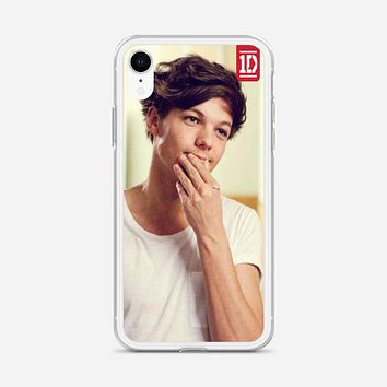 Louis Tomlinson One Direction iPhone XR Case