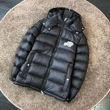 Moncler Expedition Parka Men Outwear Down Jackets-5
