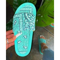 Fall new ladies sandals classic totem women's shoes