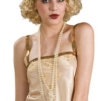 All That Jazz Pearl Necklace - Flapper Costumes