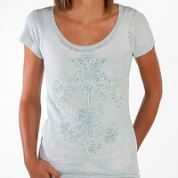 Women's Fleur Applique T-Shirt