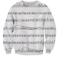 Phantom of the Opera Sheet Music *Sweatshirt*