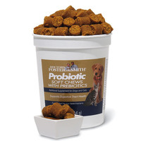 Probiotic Soft Chews for Dogs and Cats | Pet Digestive Health Aids