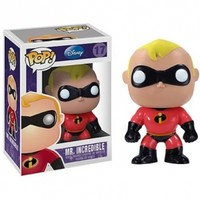 Incredibles Mr. Incredible Disney Pop! Vinyl Figure : Forbidden Planet