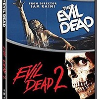 Bruce Campbell & Ellen Sandweiss & Sam Raimi-Evil Dead 1 & 2 Double Feature