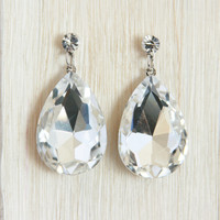 Quartz Jewel Earrings