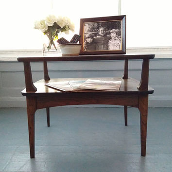 Vintage, End Table, Side Table, Lamp Table, Mid Century, Living room, Family Room, Game Room, Man Cave, Decor, Furniture, RhymeswithDaughter