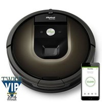iRobot® Roomba® 980 Wi-Fi® Connected Robot Vacuum