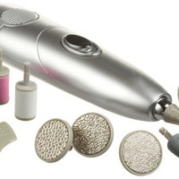 Perfect Solutions B/O Manicure and Pedicure Kit with Nail Dryer