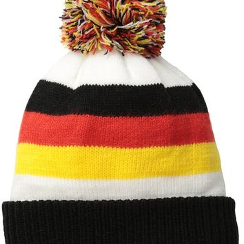 Coal Men's Nations Germany Beanie, Denim, One Size