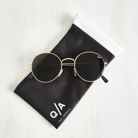 Vintage Inspired Modstar Sunglasses by Quay from ModCloth