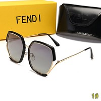 FENDI Stylish Women Men Casual Sun Shades Eyeglasses Glasses Sunglasses