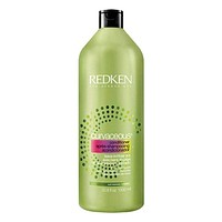Redken Curvaceous Conditioner Leave in/Rinse Out 33.8 Oz
