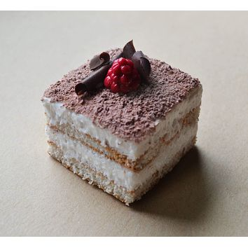 Tiramisu Fridge Magnet