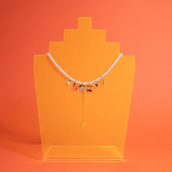 Pearl Fruit Salad Choker